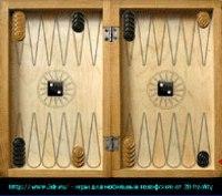 Davids backgammon